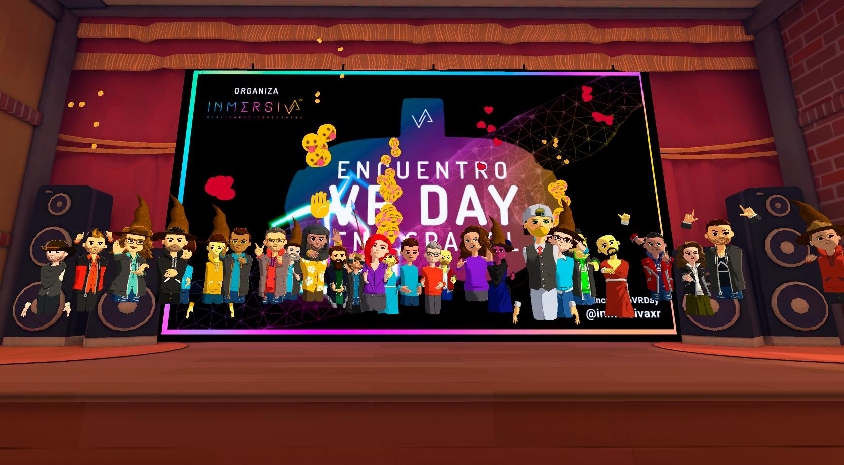 #EncuentroVRDay2020